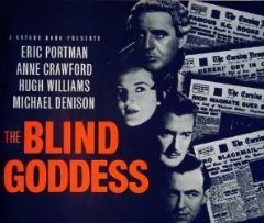 The Blind Goddess 1948 DVD - Eric Portman